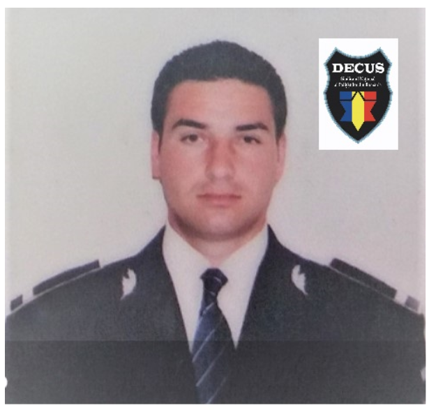 Agentul de poliție Văleanu Ionuț