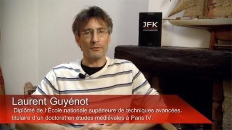 Cercetătorul francez Laurent Guyénot