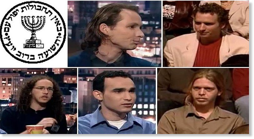 Dancing Israelis on 9/11 points to the real criminals of that day: 'Our purpose was to document the event'