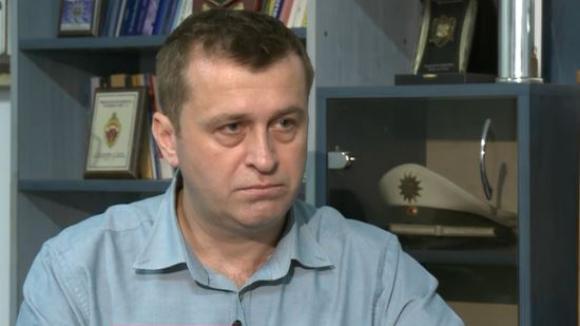 Adjunctul Poliției Capitalei, comisarul-șef Radu GAVRIȘ