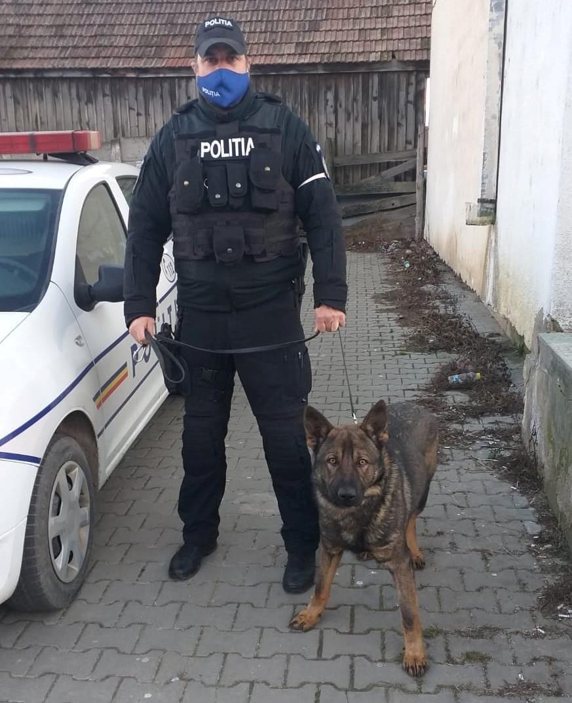Șeful Poliției Canine Sibiu, Gabriel-Nicolae IVANOV