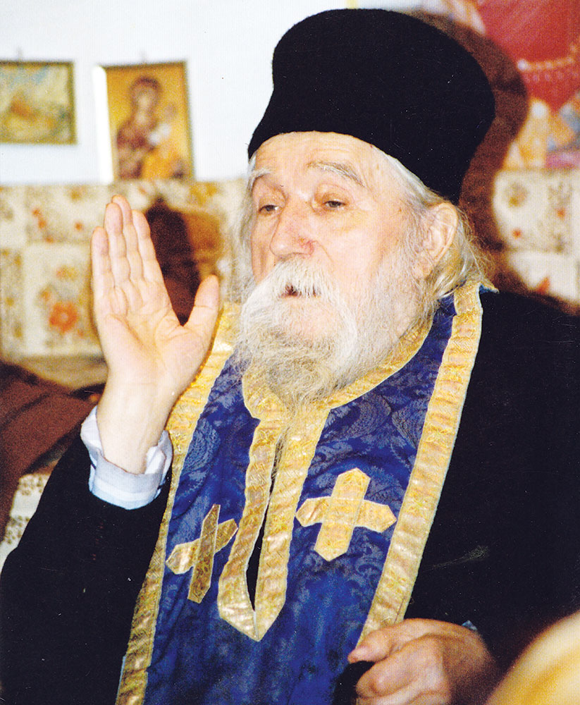 Duhovnicul Ilie CLEOPA