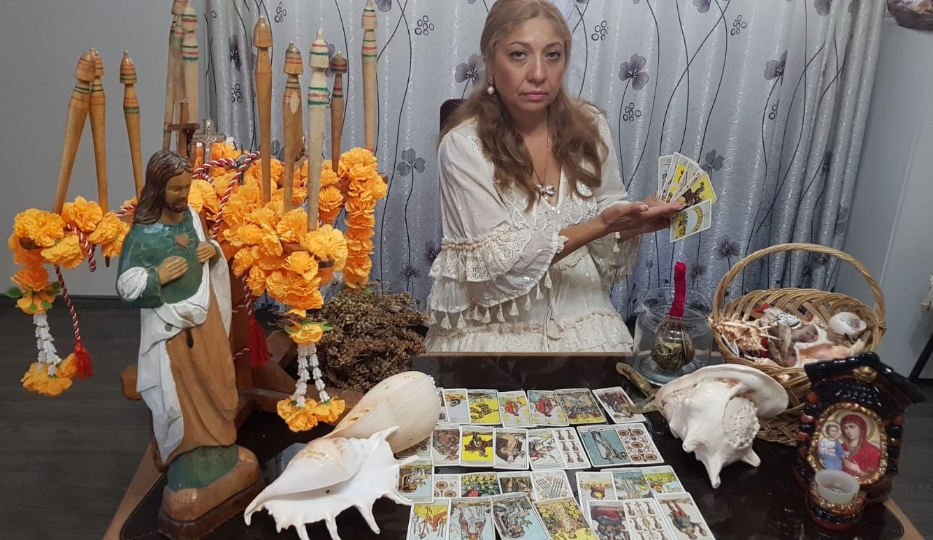 Vrăjitoarea Ioana Sidonia
