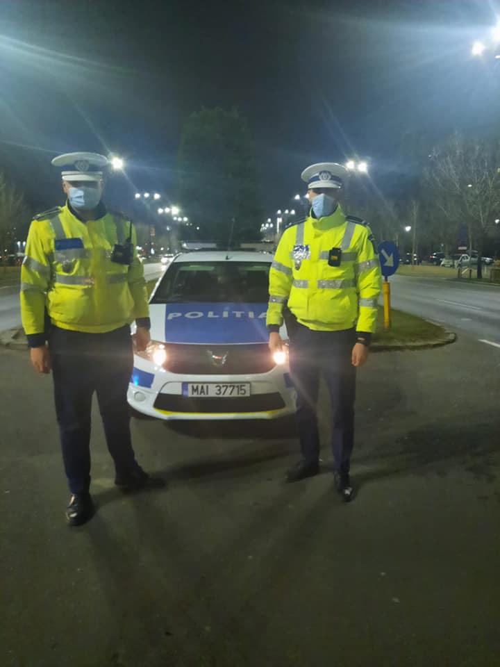 Florin și Alin, polițiștii rutieri care au deschis drumul unei noi vieți