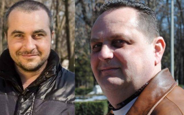Silviu Iștoan și Dan Patatu, victimele criminalului din Onești
